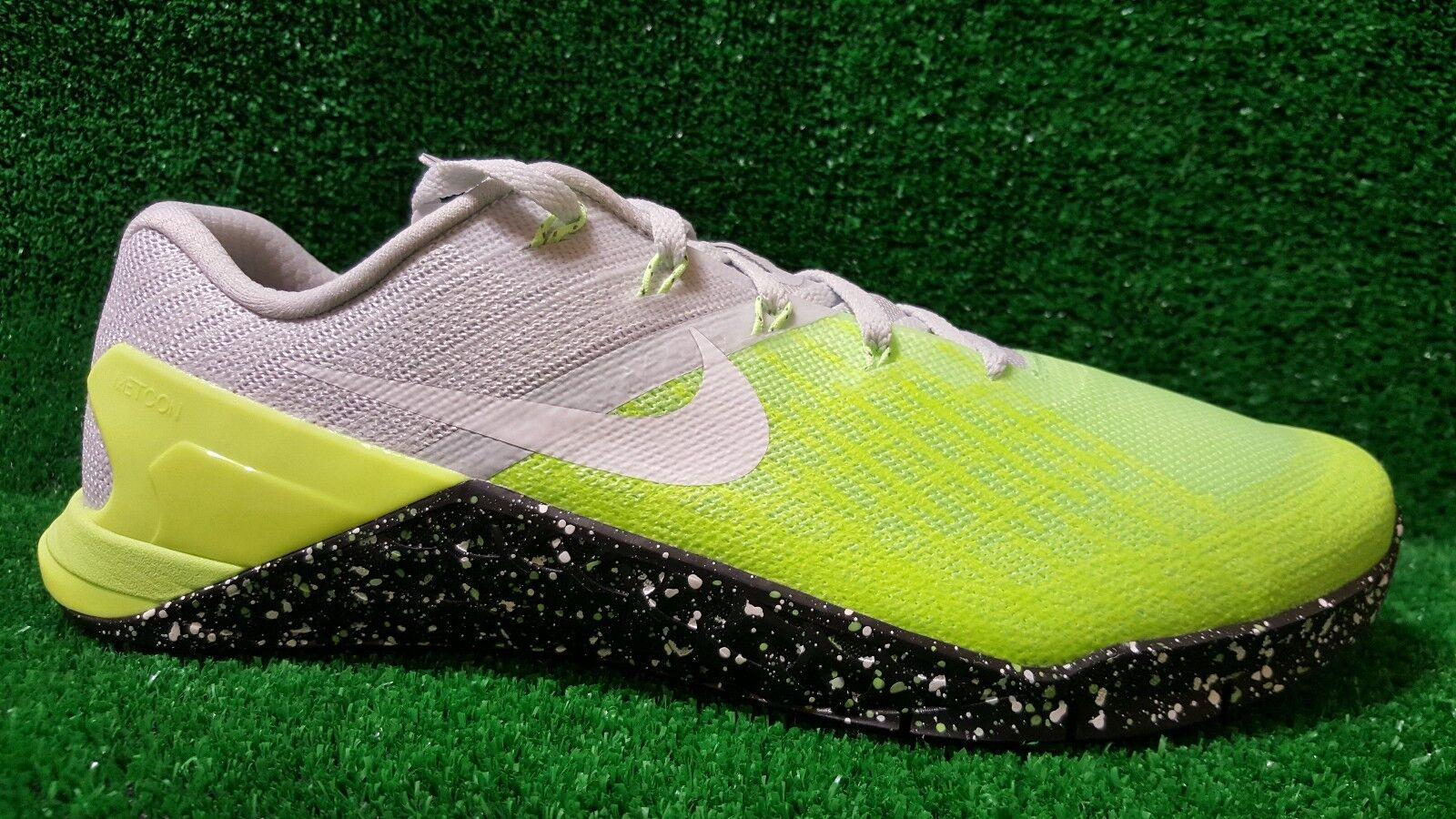 Nike Men's Metcon 3 Crossfit Training 852928 006 Sz-8.5-12 / 852928 600 Sz-11