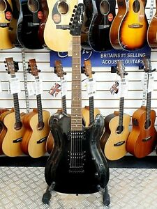 Squier-by-Fender-Thru-Neck-HH-Telecaster-in-Black-Crafted-in-Korea-2001