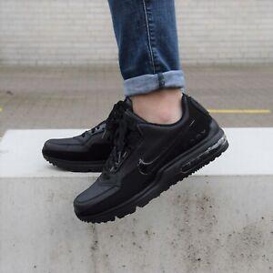 92c036dce9 Nike Air Max LTD 3 Sneaker Schuhe Herren Schwarz 687977 020 | eBay