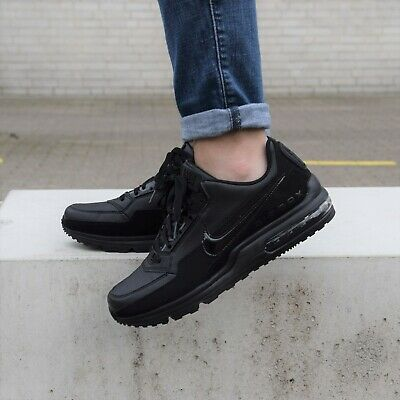 Nike Air Max LTD 3 Sneaker Schuhe Herren Schwarz 687977 020 | eBay