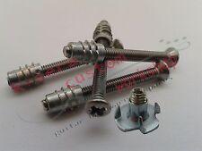 Chitarra collo Bulloni, inserti standard con regolazione micro Tilt collo (FULL KIT)
