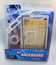 NBA Backboard McFarlane Toys Collector's Club Exclusive