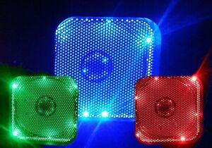 STERN Pinball RGB LED Speaker Light Mod - Sharkeys, Casino, Austen Powers, NFL