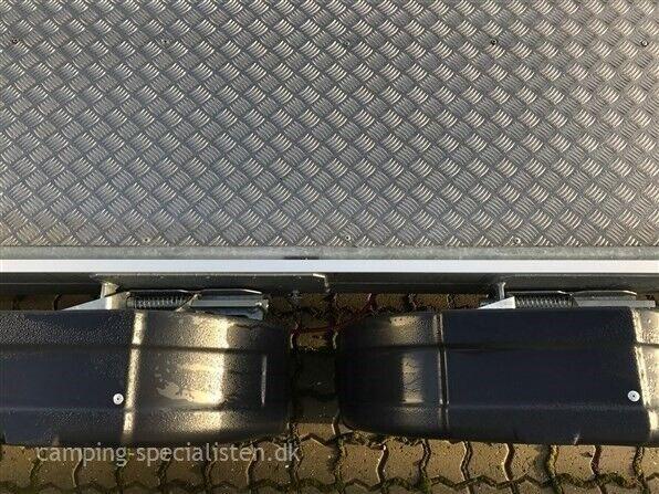 Trailer, Selandia Sænkbar trailer 3500 kg., lastevne
