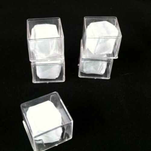 Round Microscope Cover Glass 100pcs Thickness 0.13-0.17mm Blank Coverslips