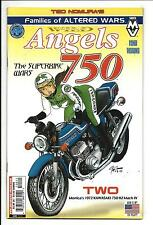 FAMILIES OF ALTERED WARS # 120: PRESENTS ANGELS 750 #2 (by TED NOMURA), VF/NM
