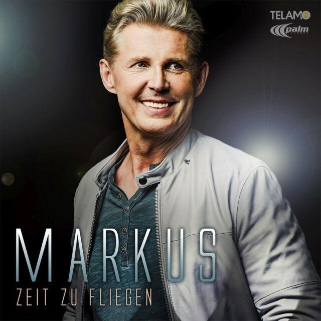 MARKUS - ZEIT ZU FLIEGEN   CD NEUF
