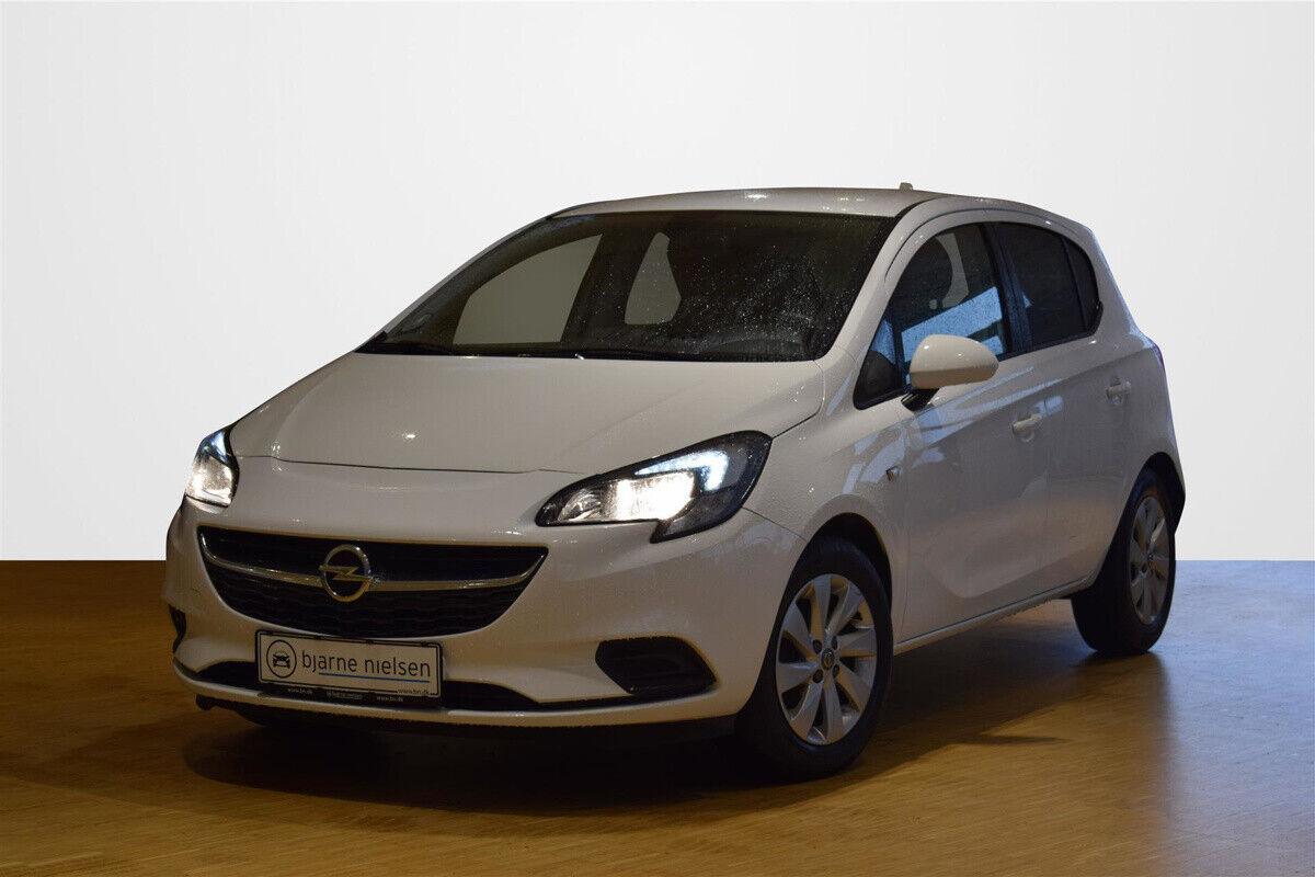 Opel Corsa Billede 5