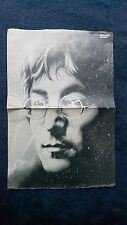 John Lennon-THE BEATLES-MANIFESTO-POSTER-BRAVO provenienti dagli anni 80-RARE