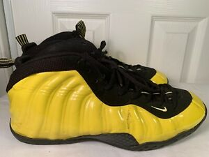 3caf8fff35d50 Air Foamposite One Wu-Tang Men's Size 12 Optic Yellow/Black Brand ...