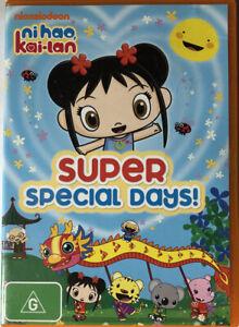 Super-Special-Days-Nihao-Kai-lan-Nickelodeon-Kids-DVD-rare-Like-New-S02