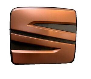 New-GENUINE-SEAT-Leon-Cupra-Copper-Rear-Badge-amp-Handle