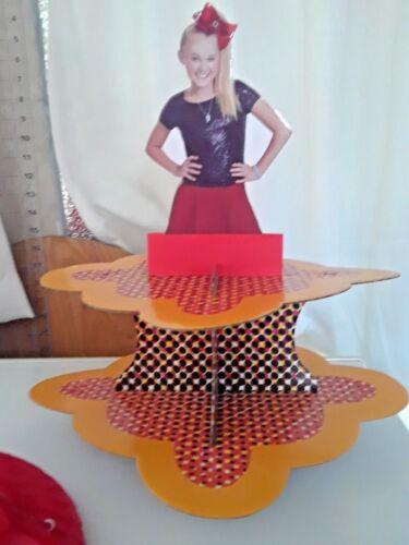 JoJo Siwa party supplies Cupcake Stand birthday baby shower