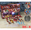 Marvel-6-034-Iron-Man-MK50-HT-Weapons-Set-Action-Figure-Ironman-Nano-Mark-50-85-HOT thumbnail 6