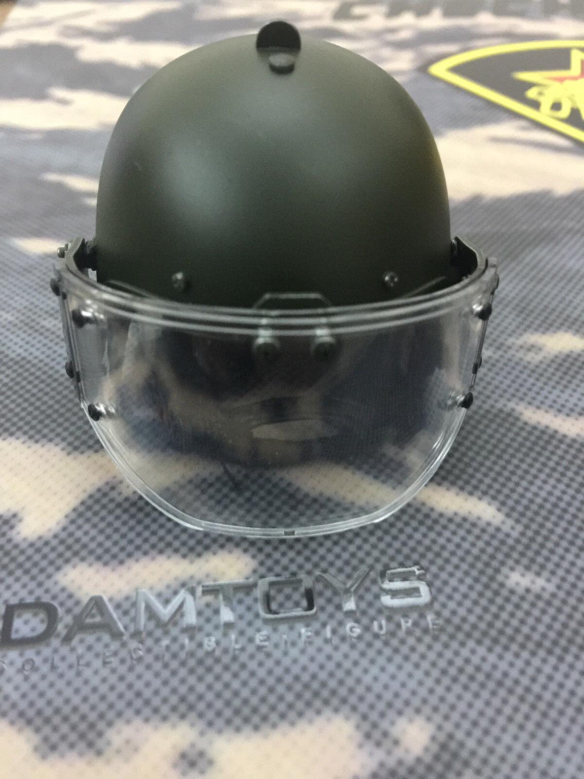 Damtoys Russian Spetsnaz MVD Vityaz 78028 - 1 6th scale scale scale Helmet Set 779ae1