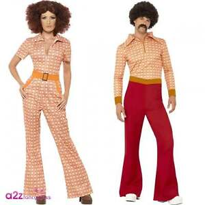 Mens-Womens-70s-Authentic-Chic-Guy-Adult-1970s-Disco-Flares-Fancy-Dress-Costume