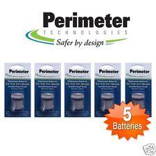 5 Invisible Fence Batteries Compatible R21 R22 R51 Perimeter Microlite IFA-001