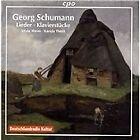 Georg Schumann - : Lieder; Klavierstücke (2013)