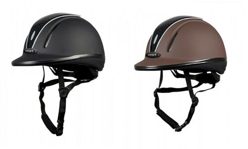 Reithelm Farbe 700 schwarz//grau Pfiff - - Reithelm 30014 braun//schwarz