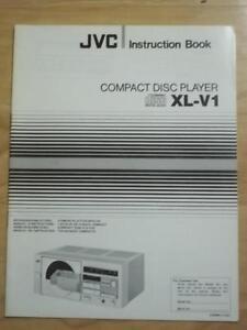 jvc radio cd player manual