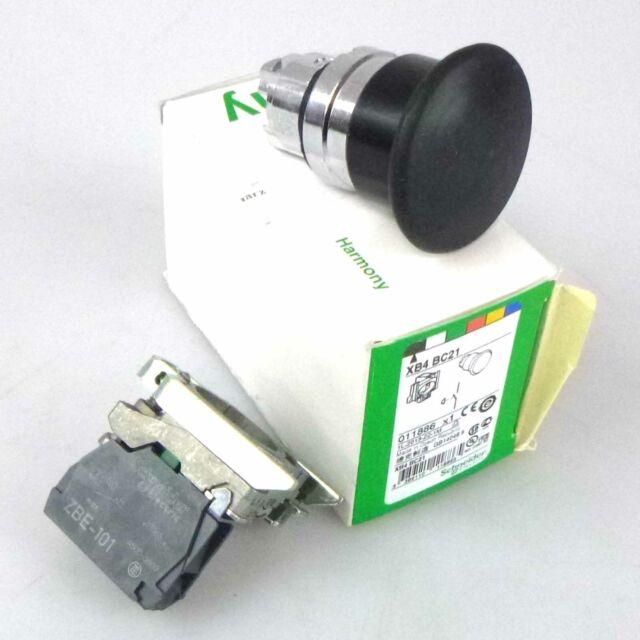 Schneider Electric Pilzdrucktaster XB4 BC21 OVP