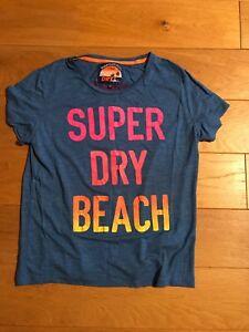super dry t shirt women