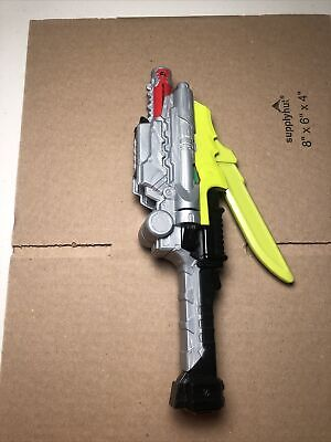 charger No.4 Deluxe Green Sabre Sword Morpher Power Rangers Dino Charge
