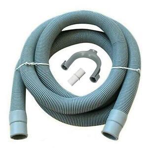 4M-Drain-Waste-Hose-Extension-Pipe-Universal-Washing-Machine-Dishwasher