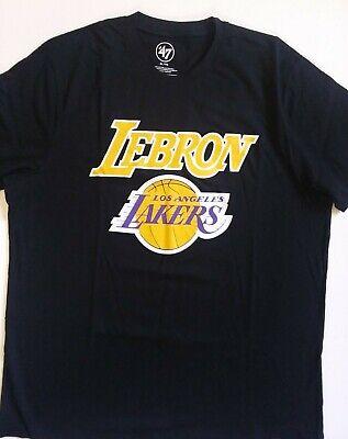 Lakers Lebron James Crown Tee XL Los Angeles Lakers Tee FAST SELLER!!