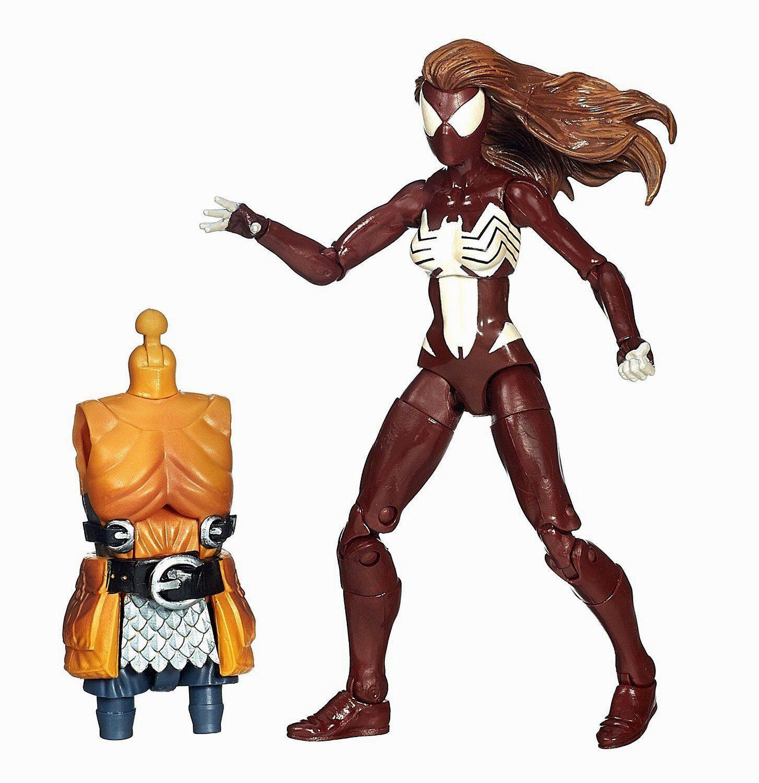 MARVEL LEGENDS Infinite Series_SPIDER-MAN Collection_SPIDER-WOMAN 6   figure_MIB