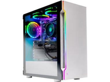 Skytech Archangel Gaming Desktop (Hex Ryzen 5 / 16GB / 500GB SSD)