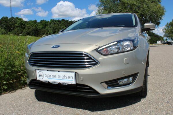 Ford Focus 1,0 SCTi 125 Titanium stc. - billede 4