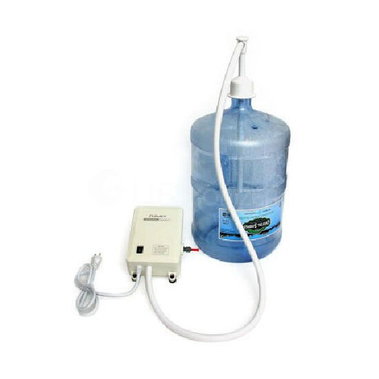 Brand New 100-130V AC Bottled Water Dispensing Pump System Replaces Bunn
