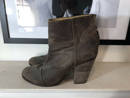 Suede Bone Boots And Margot Rag Ankle zw7xOAYHq