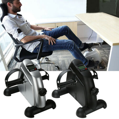 Heimtrainer LCD Arm und Beintrainer Fahrradtrainer Fitnessgerät