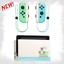 Nintendo-Switch-Animal-Crossing-muelle-y-Joy-con-solo-establecer-nuevos-horizontes-Japon-Nuevo miniatura 1