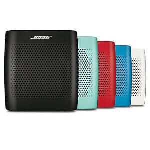 bose soundlink color bluetooth speaker ebay. Black Bedroom Furniture Sets. Home Design Ideas