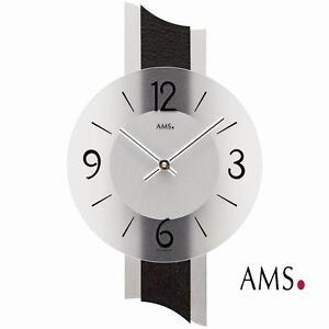 AMS 41 quarzo dell\'orologio di parete orologio salotto al ardesia da ...
