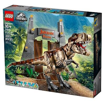 Jurassic Park Teile