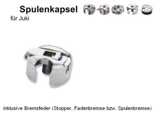 Spulenkapsel für JUKI DDL Serie, Normaltransport + Fadenbremse !! #DB1