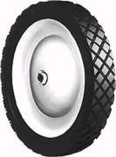 286 9 X 1.95 acero rueda Repl Snapper 12345 (blancoo) Lote De 2