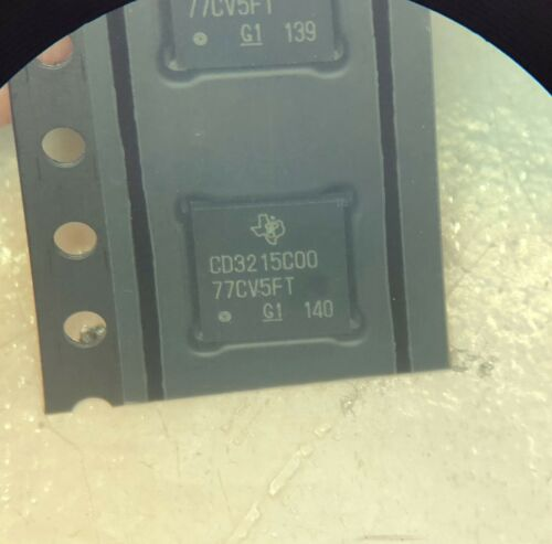"CD3215C00 U3100 USB-C Port Controller IC A1706 A1707 A1708 iPad Pro 12,9"" 3Gen"