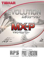 Tibhar Evolution MX-P 2.1-2.2 BLACK. Table Tennis Rubber Ping Pong Tenis de Mesa