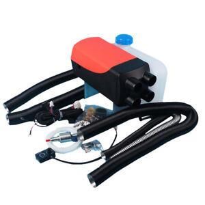 5KW-12V-Diesel-Luft-Standheizung-Luftheizung-Satz-Air-Heater-fuer-Auto-PKW-LKW
