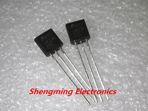 50PCS LM336Z25 LM336Z LM336-2.5V 2.5V TO-92 IC Original