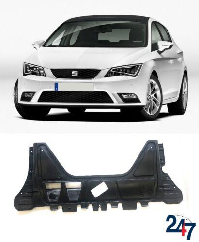 Nuevo Seat Leon 5F 2012-2017 Cubierta Frontal Bajo Bandeja Motor de Gasolina