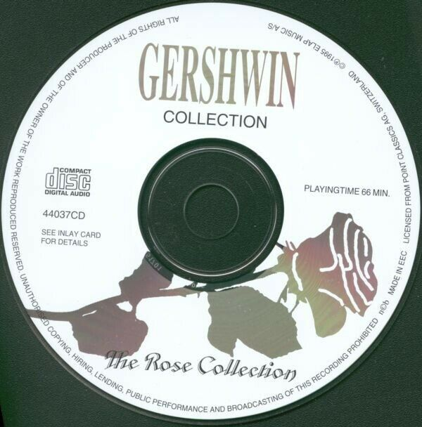George Gershwin: Gershwin Collection, klassisk