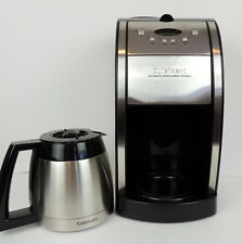 Cuisinart Dgb600bc Automatic Grind Brew Coffee Maker 10 Cup