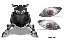 AMR Racing Arctic Cat Firecat Sled Snowmobile Headlight Stickers Eye Graphics SK