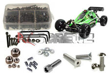 RC Screwz RCR012 Redcat Racing Rampage XB Complete Stainless Hardware Kit NEW